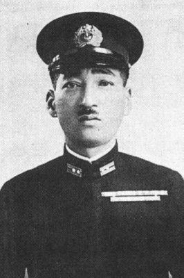 Commander Mitsuo Fuchida